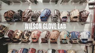 Wilson Glove Lab: How a Glove is Made