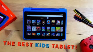 Amazon Fire HD 10 Kids Pro Tablet (2021 Version) Review- The NEW best kids tablet!