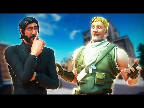 I found a FAKE Pro Player in Random Duos!