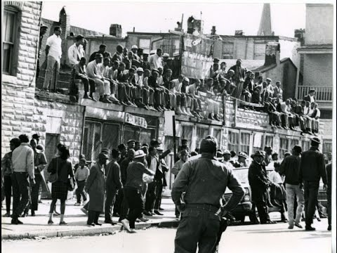 the riots of 1968 youtube