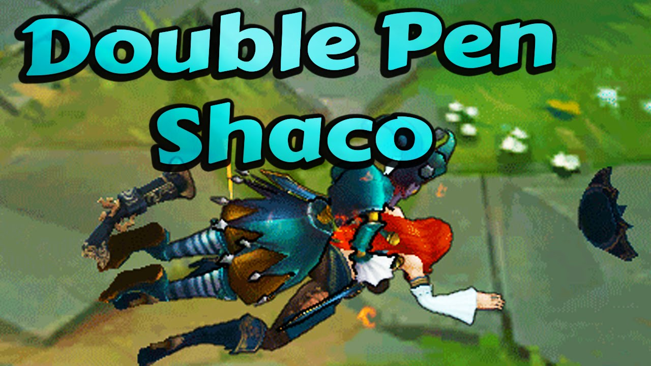 Double penetration animation