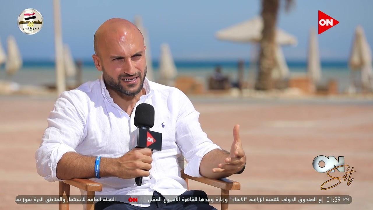 أون سيت - هوفيك اتيمزيان يوضح كيف تم دعم فيلم كابتن الزعتري  - نشر قبل 13 ساعة