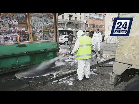Власти Италии заявили, что эпидемия COVID-19 еще не достигла пика