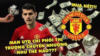 Bản tin Troll Bóng Đá số 81: Man Utd và sự chi phối trên thị trường chuyển nhượng!