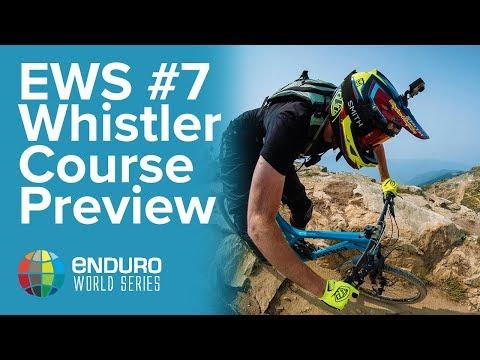 Course Preview POV Rd 7 | EWS Whistler, Canada 2017