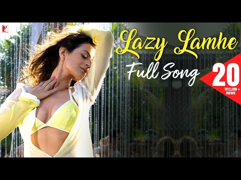 Lazy Lamhe - Full Song | Thoda Pyaar Thoda Magic | Saif Ali Khan | Amisha Patel | Anusha Mani