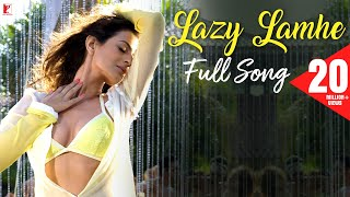 Lazy Lamhe (Full Song) | Thoda Pyaar Thoda Magic