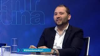 César Silva arquitecto, urbanista y ambientalista en Vladimir A La 1 (2/5)