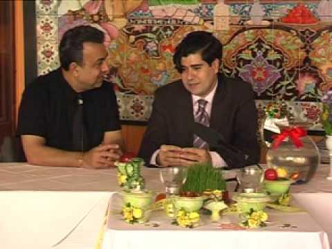 Said Mehravar Salar Aghili Interview 2