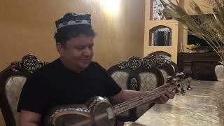 Murodbek Qilichev ustozining torida juda ma'noli qo'shiq kuyladi! Tinglang!