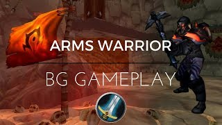Arms Warrior PvP Gameplay NO EDIT [WoW TBC 2.4.3]