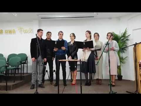 Жизнь прекрасная ждёт впереди. Молодёжь Церкви МСЦ ЕХБ город Хайфа Израиль.