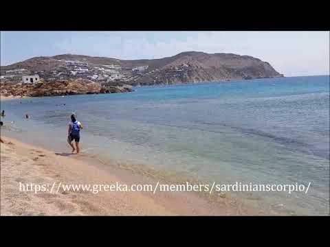 AGRARI BEACH - MYKONOS www.greeka.com