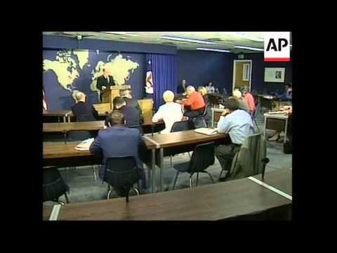USA: TAIWANESE PRESIDENT CHEN SHUI-BIAN