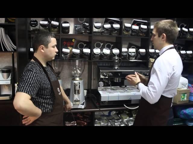 Как выбрать кофе-машину и кофемолку? (Серия тренингов бариста сети кфоеен ТМ MY COFFEE)
