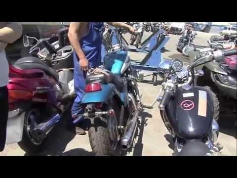 Заказ мотоциклов в Казахстане