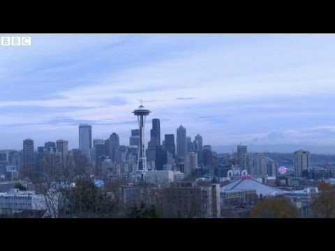 2c3dbd6bfb1e Is Seattle the next Silicon Valley? - BBC News - YouTube