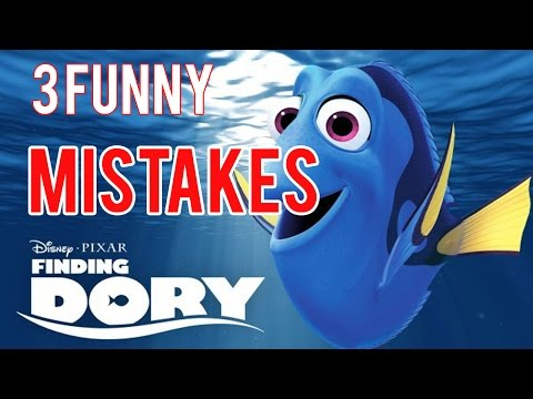 ❤ Finding Dory ❤ 3 Mistakes in Great Disney Movie || According to Physics
