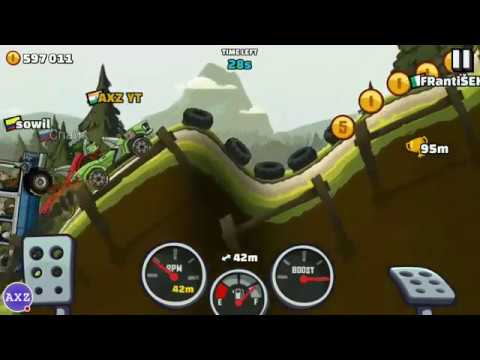 Hill Climb Racing 2: Hill Climb Event 2