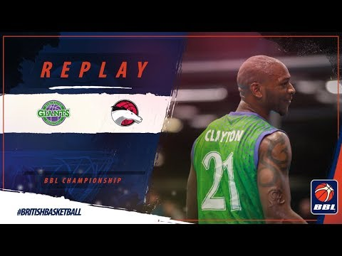 Manchester Giants vs Leicester Riders - BBL Championship - 17/03/19