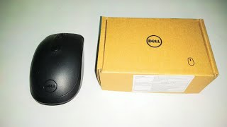 Dell WM118 Wireless Optical Mouse Unboxing and Test