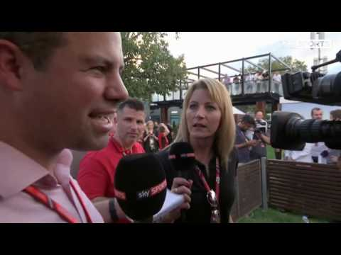 F1 Australia 2017 GP Ted's Qualifying Notebook