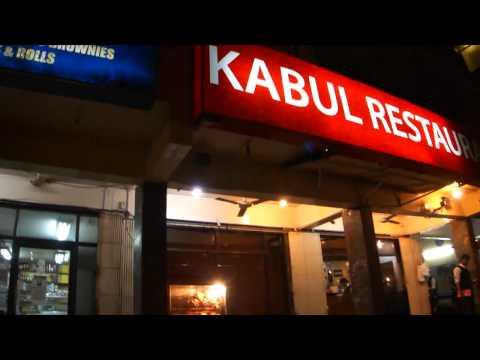 Kabul Restaurant, Islamabad, Pakistan.