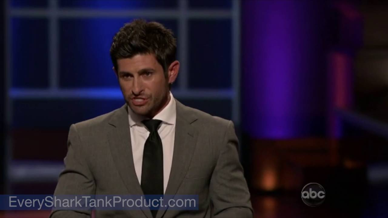 Shark Tank Alpha M Pitch (Season 4 Episode 2)