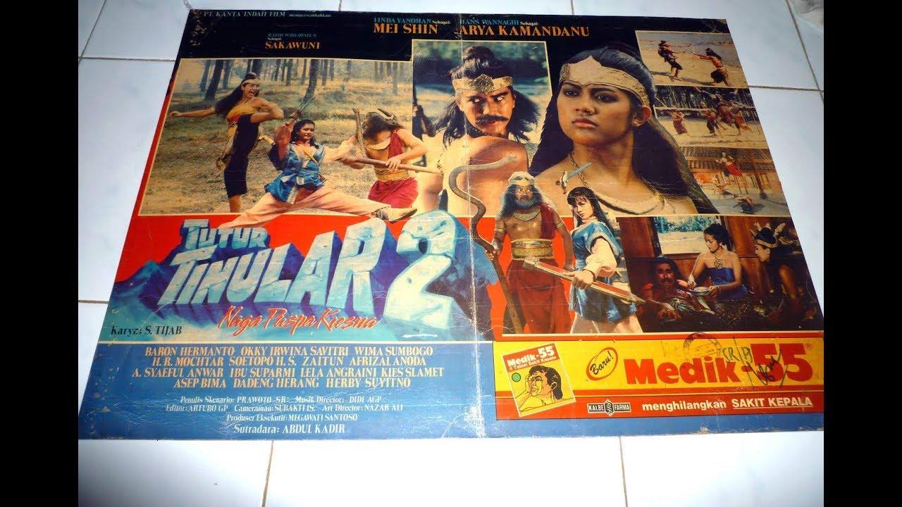Tutur Tinular 2 (Naga Puspa Kresna) 1991 Part 1 By. KOMUNITAS FILM INDONESIA JADUL Facebook #1