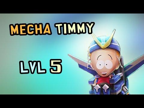 Gameplay Mecha Timmy