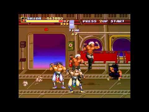 Streets of Rage Remake V5.0a - BKIII/SoR3 Shiva Run - 3 / 6