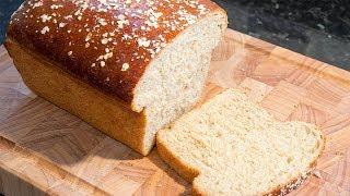 Honey and oatmeal bread