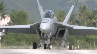 Dassault Rafale Aerobatics & Sukhoi Su-30, MiG-29, & F/A-18 Hornet - Lima 2011