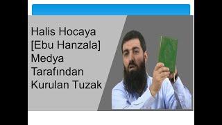 Ebu Hanzala Hocaya Oda tv, Cumhuriyet, Yeniçağ, Samanyolu, Sözcü ve Mahmut tanal'dan tuzak !