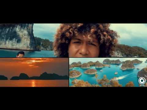 PAPUA _ Alunan Musik Pantai (Raja Ampat)vol.2 - Cardinal Protocol Elnb ft Ape Napsor