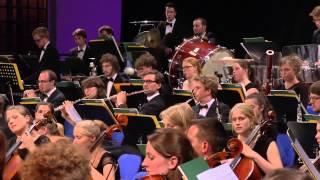 Bernstein - Ouvertüre zu Candide - junge norddeutsche philharmonie - Nicholas Milton