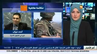 أحمد ميزاب : القضاء على الارهابي تعتبر خطوة ايجابية على التنظيم الذي حاول أن يجعل لنفسه مكانة