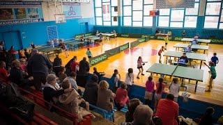 XVI традиционный турнир по настольному теннису памяти мастера спорта СССР тренера Олега Аллаярова