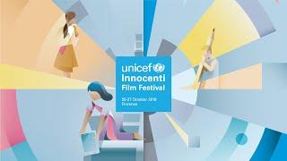 UNICEF Innocenti Film Festival 2019 Q & A w/ Yang Liu, Xu Mingsheng and Mohammed Atia
