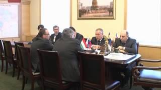 Сергей Митин встретился с консулом Венгрии
