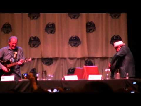 Ken Spivey-Peter Davison-Sylvester McCoy-Dragoncon 2013