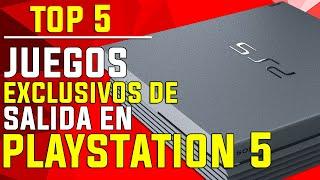 Playstation 5 ➤⚠️Top 5 JUEGOS EXCLUSIVOS de LANZAMIENTO 【2020/2021】⚠️ | ps5 - playstation 5