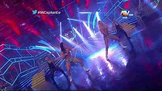 COMBATE 30/06/2015 |Paloma Fiuza & Brenda Carvalho| Nuevo Exporto Brasil Coreografía 'Swing do Boom'