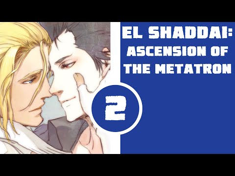 Let's Play: El Shaddai - Part 2 - Enoch Speaks!...then never again