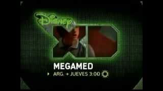 """Promo """"Mega Med"""" (Ultimos Episodios de la Temporada 1 - Enero 2015) en Disney XD"""