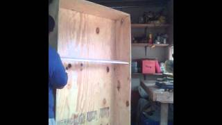 Build: Mobile Shoe Rack