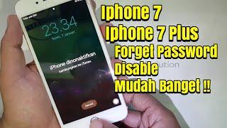 Cara Membuka iPhone yang Terkunci (iPhone is Disabled) dan Menghapus Apple ID | iMyFone LockWiper.