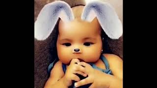 TRUE THOMPSON - See Khloe's & Tristan's Cute Baby Girl  [VIDEOS]