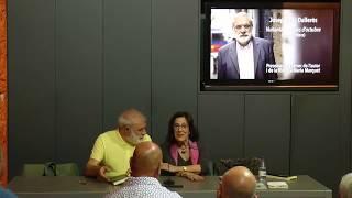 Josep Enric Dallerès presentarà Vuitanta-dos dies d'octubre a l'Espai VilaWeb