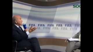 ФИФА не отменит проведение ЧМ 2018 в России